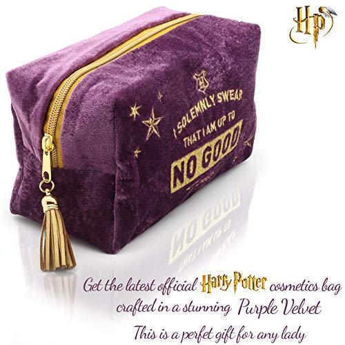Harry Potter Gadget Beauty Case da Donna Trousse da Viaggio