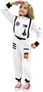 Adventuring Astronaut Children's Halloween Dress Up Theme Party Roleplay & Cosplay Costume