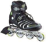 Bladerunner Men's Formula 82 Inline Skates - Black/Green, Size 10