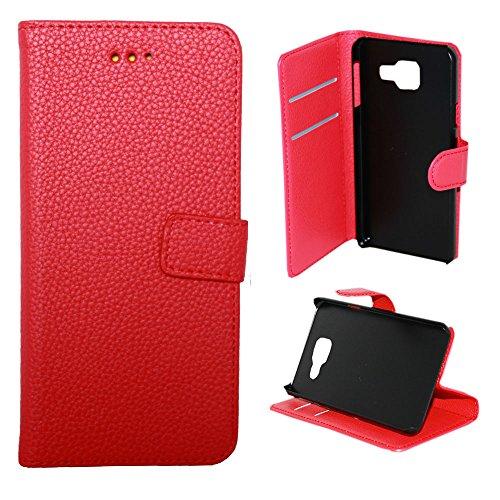 Lapinette - Schutzhülle Cover Samsung Galaxy Portfolio A3 2017 Weiß - Rot
