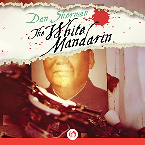 The White Mandarin audiobook cover art