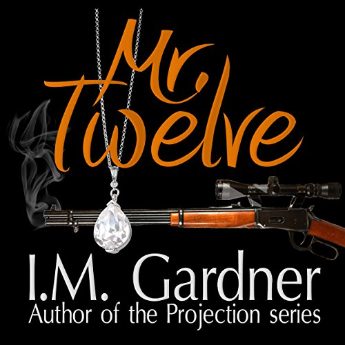 Mr. Twelve audiobook cover art