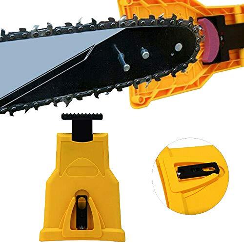 Herramienta afiladora de dientes para motosierra Herramienta para afilar sierras motosierras