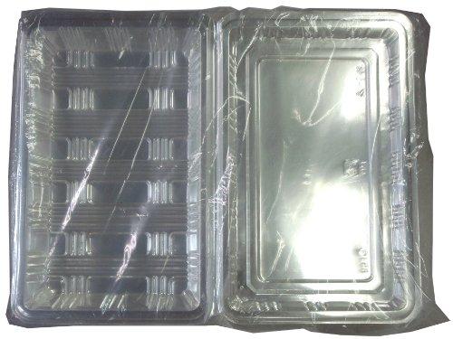 大和物産 使い捨て お弁当箱 フードパック L 100枚