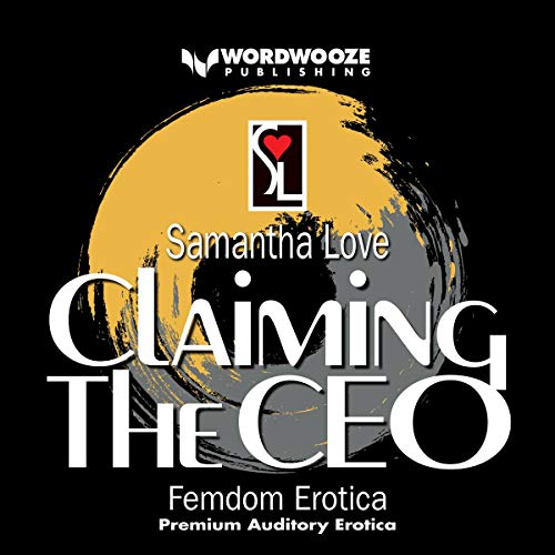 Claiming the CEO audiobook cover art
