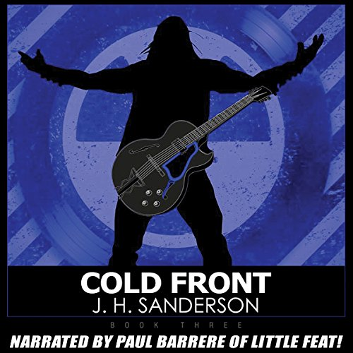 Cold Front audiobook cover art