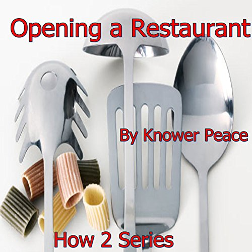 Opening a Restaurant cover art