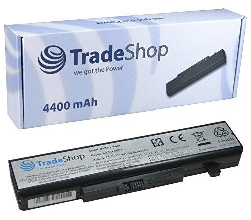 TradeShop Hochleistungs Li-Ion Akku, 10,8V/11,1V / 4400mah für IBM Lenovo ThinkPad B480 B485 B490 B585 B590 B4400 B5400 E49 E4430 G400 G405 G410 G500 G505 G510 G700 G710 M490s M5400 M5400 Touch V490u