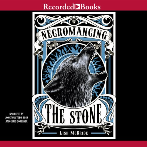 Necromancing the Stone audiobook cover art