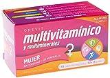 Onevit Multivitamínico Para Mujeres - Cápsulas Vegetales, Transparente, 45 Unidad