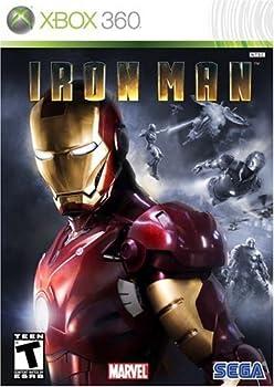Video Game Iron Man - Xbox 360 Book
