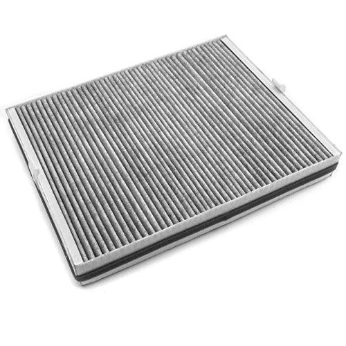 vhbw 2-in-1 Kombifilter passend für Philips AC4072/11 Luftreiniger - Ersatz für Philips AC4147/10 - (HEPA-Filter + Aktivkohlefilter) Filter Luftfilter