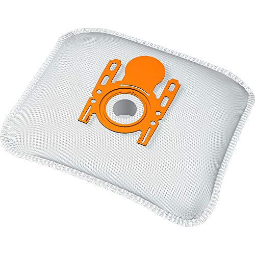 10 Staubsaugerbeutel geeignet für Bosch BSGL5ZOO2, BSGL5ZOO3 und BSGL5ZOODE Zoo´o ProAnimal Staubsauger (Serie GL-50), 5-lagiger Beutel inkl. Filter, Typ BS 217m