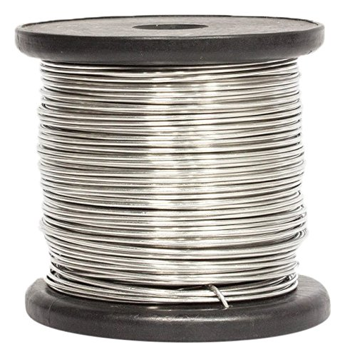 Jack Richeson Armature Wire, 1/16 Inch x 350 Feet, Aluminum