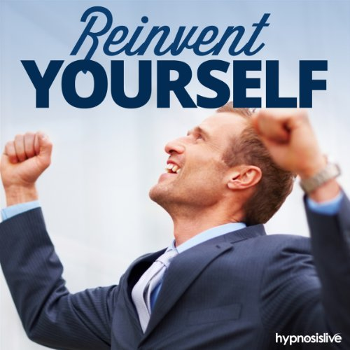 Reinvent Yourself Hypnosis cover art