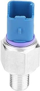 Fydun Pressure Switch Sensor Car Power Steering Pressure Switch Sensor Silver&Blue for Citroen C4 Peugeot 206 306 307 406 5.5cm/2.2in 9677899580