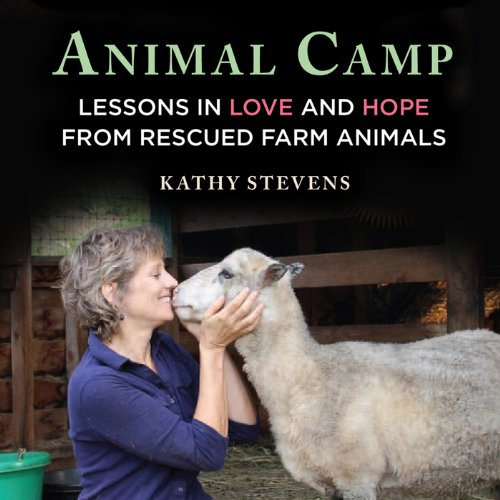 Animal Camp audiobook cover art