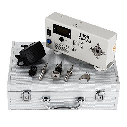 BanabaB Digitales Drehmomentmessgerät HP-100 Wrench Messen Tester Schraubendreher + -0,005 Präzision Tragbare LCD Digital Drehmoment Tester Torsion Meter Prüfgerät Drehmoment Meter