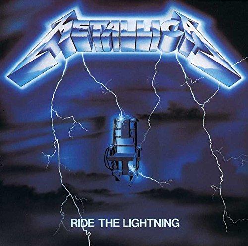 Ride the Lightning (Remastered 2016) [Vinyl LP]