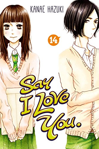 Say I Love You. Vol. 14 (English Edition)