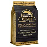 Pioneer Roasted Beverage 12 oz Bag, Healthy Coffee Alternative, Natural, Caffeine Free, Substitute
