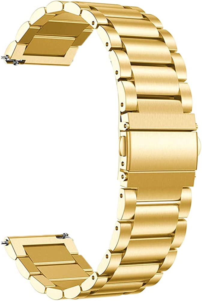 NICERIO 70% OFF Outlet Stainless Steel Manufacturer direct delivery Watch Replacem Band Business Strap