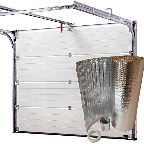 Superfoil Isolierung für Garagentor, DIY Kit, für 6m²