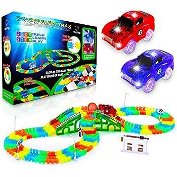 light tracks toy