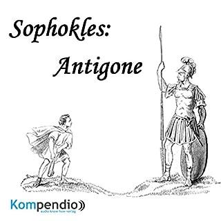 Antigone von Sophokles Titelbild