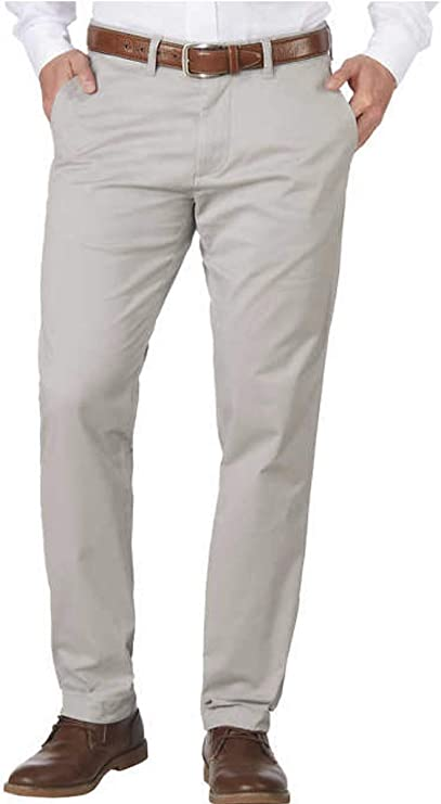 NWT Tommy Hilfiger Men/'s Tailored Fit Chino Pants Masters Navy Select Size