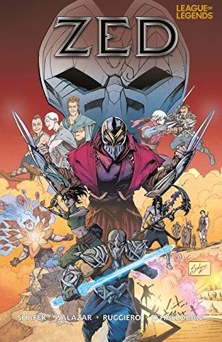 League of Legends: Zed