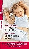 Le bébé du réveillon - Une délicieuse trahison - Troublant sentiment par Harlen