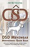 Dsd Menswear Motivational Quote Book (English Edition)