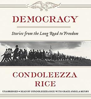 Democracy audiobook cover art