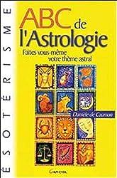 ABC de l'astrologie de Danièle de Caumon