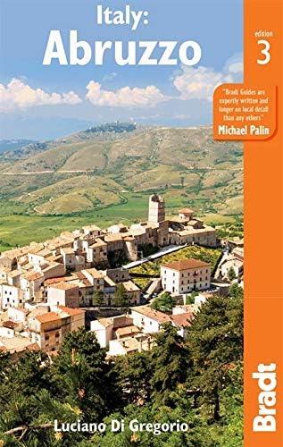 Italy Abruzzo Bradt Travel Guide Italy Abruzzo product image