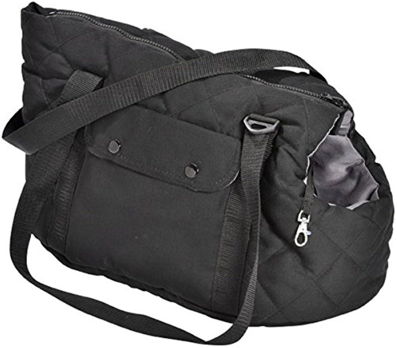 abda41ccd6a6 Promenade Bobby Bag, Bicolor Black Small, rngu1bfa93639-New pet ...