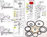 402725 O ring Cylinder Seal Kit for Paslode Finish Nailer 3150 3200 3250