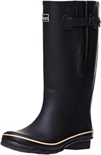 "Extra Wide Calf Rain Boots for Women | Specially Designed for Ladies with Wide Feet, Ankles & Calves | Fit up to 23"" Calves"