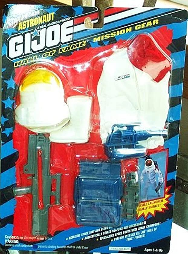 G.I. Joe Hall of Fame Astronaut Mission Gear for 12