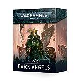Games Workshop Warhammer 40k Datacards: Dark Angels