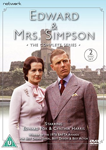 Edward And Mrs Simpson [DVD] [1978]