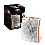 Imetec Living Air M2-100 Calefactor 2200 W, termostato ambiente, 3 niveles de temperatura