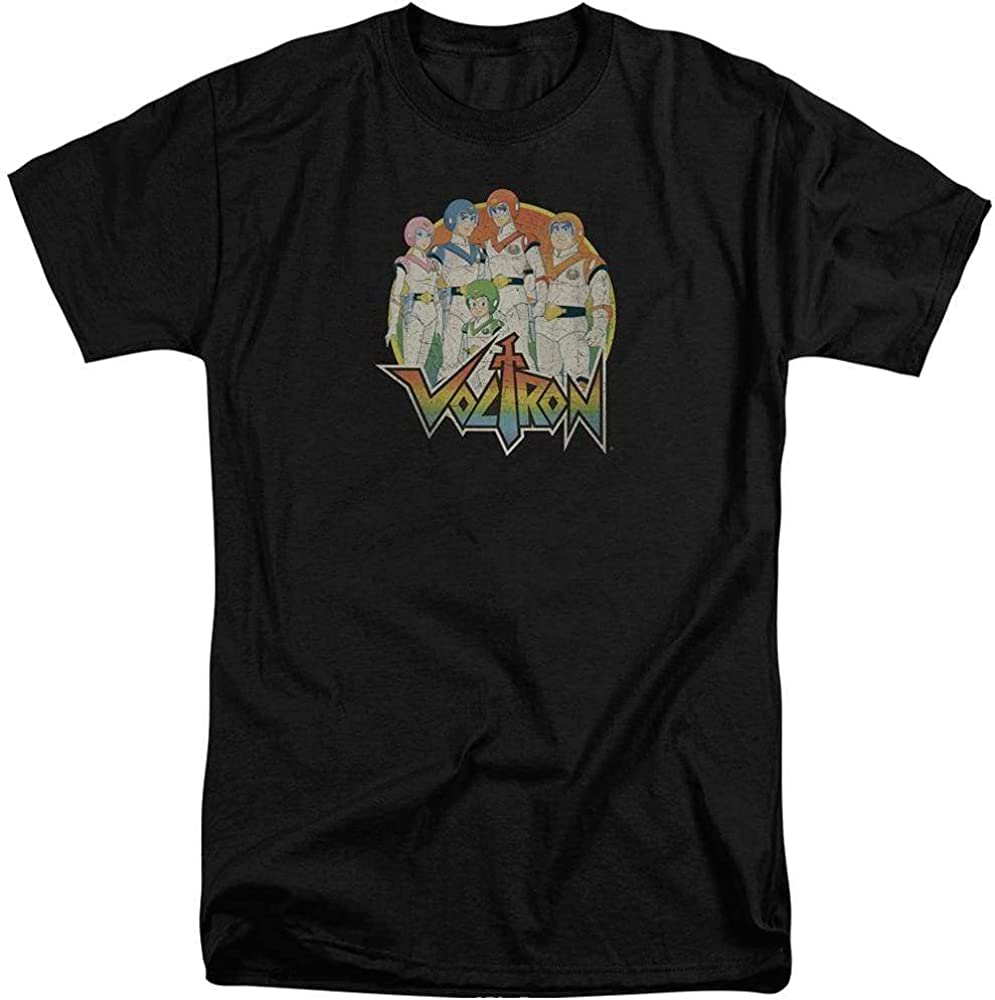 Masters of The Universe Group Adult Tall Fit T-Shirt