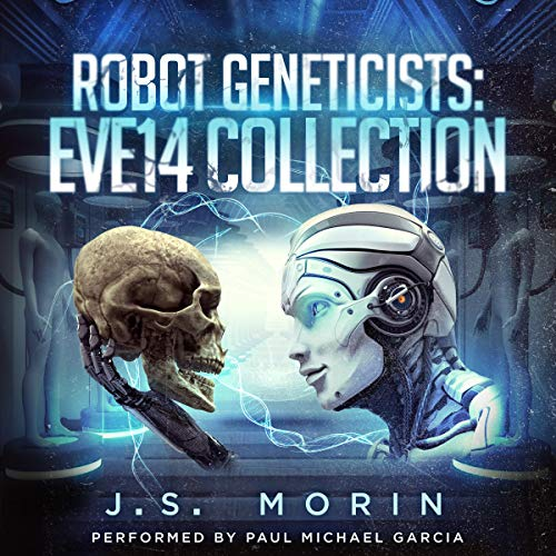 Robot Geneticists: The Complete Collection, Books 1-6 cover art