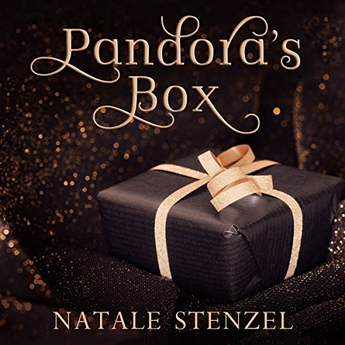 Pandora's Box audiobook cover art