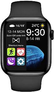 hw22 plus Smart Watch series 6 Bluetooth Call Wireless Charging 44мм screen display (black)