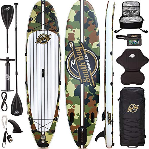 Best Value Paddle Board Kit - SBBC Ultimate Deluxe