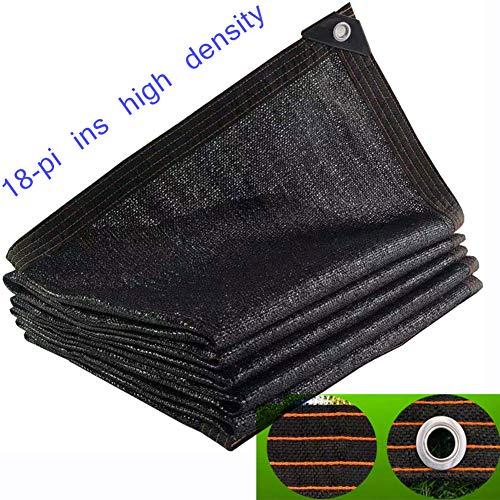 WYCD 95% Black Sunblock Shade Cloth Premium Mesh Shade Panel HDPE Encryption Thicken Shade Fabric For Garden Flower Plant