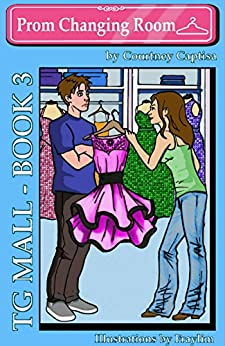 TG Mall Book #3: Prom Changing Room (English Edition